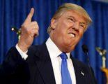 La foto incómoda del Papa y Trump se convierte en un meme de cine