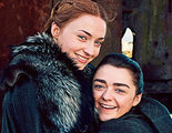 'Juego de Tronos': Nuevas imágenes de los hermanos Stark y portadas para Entertainment Weekly
