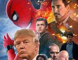 El póster de 'Spider-Man: Homecoming' se vuelve viral gracias a sus memes