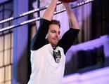 'Arrow': Stephen Amell nos recuerda que sigue (muy) en forma en 'Ninja Warriors'
