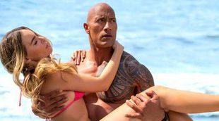 The Rock responde a las malas críticas de 'Baywatch'