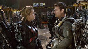 Tom Cruise y Emily Blunt van a tener competencia en 'Al filo del mañana 2'