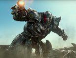 Otro tráiler más de 'Transformers: El último caballero', parco en palabras pero con mucha acción
