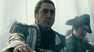 &#39;Piratas del Caribe: La venganza de Salazar&#39; sigue en lo alto de la <span>taquilla española</span>