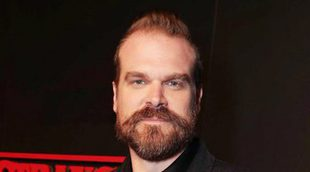 "David Harbour estaba ""demasiado gordo"" para... ¿Blob?"