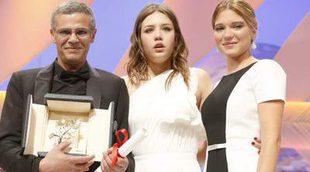 Abdellatif Kechiche subasta su Palma de Oro por 'La vida de Adèle'