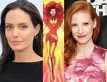 'X-Men: Dark Phoenix' duda entre Jessica Chastain o Angelina Jolie
