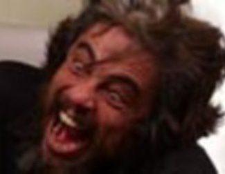 Primera imagen de 'The wolf man'