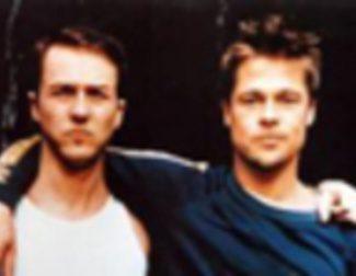 Brad Pitt y Edward Norton vuelven a compartir metraje