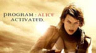 6 clips de 'Resident Evil: extinction'