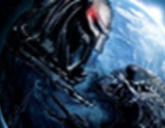Primer cartel de 'Aliens vs predator: requiem'