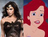 La sorprendente inspiración de 'Wonder Woman' en 'La Sirenita' y 'Un, dos, tres... Splash'