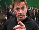 Robert Downey Jr. y los Vengadores descansan de la 'Infinity War' en esta foto