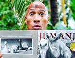 'Jumanji: Bienvenidos a la jungla' promete emociones fuertes en su primer tráiler