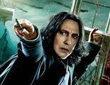 'Harry Potter': La magia de Alan Rickman hizo que un niño enfermo de cáncer fuera alumno de Hogwarts