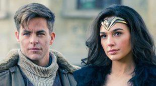 'Wonder Woman' lidera en su estreno la taquilla española