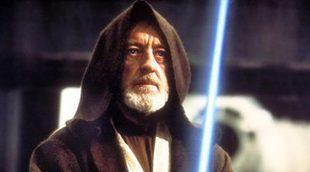 La broma que Alec Guinness le gastó a un extra de 'Star Wars' (con la ayuda de Mark Hamill)