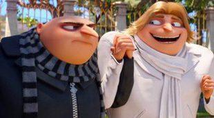 Los Minions vuelven a arrasar en España con el número uno de 'Gru 3'
