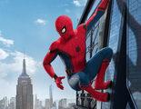 Por qué una imagen genial del tráiler de 'Spider-Man: Homecoming' no está en la película