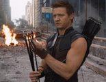 Jeremy Renner se ha roto los dos brazos en el rodaje de 'Vengadores: Infinity War'