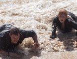 'Jurassic World: El reino caído' termina el rodaje con Chris Pratt y Bryce Dallas Howard pasados por agua