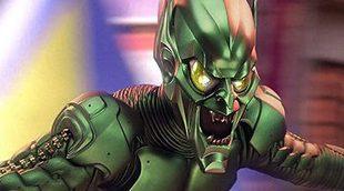 La primera máscara del Duende Verde de Willem Dafoe daba mucho miedo