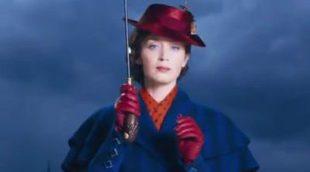 'El regreso de Mary Poppins' estrena teaser trailer en la D23 Expo y motion poster de Emily Blunt