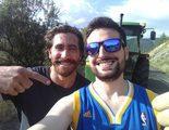 La selfie viral de Jake Gyllenhaal con un fan en un pueblecito de Huesca