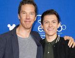 Cuando Benedict Cumberbatch ignoró a Tom Holland pensando que era un fan