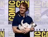 'Juego de Tronos': La adorable perrita de Theon que ha robado el protagonismo en la Comic-Con