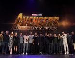 Tráiler de 'Vengadores: Infinity War': se filtra una grabación de la Comic-Con