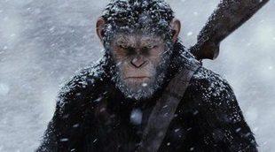 ¿Ha copiado 'La guerra del planeta de los simios' la música de 'Mario Bros'?