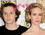 Evan Peters y Sarah Paulson serán pareja de nuevo en 'American Horror Story: Cult'