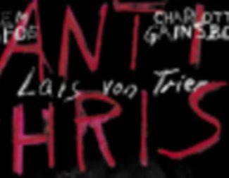 Cartel de 'Anticristo'