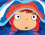 Nuevo cartel de 'Ponyo en el acantilado'