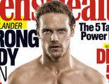 'Outlander': Sam Heughan presume de músculos en la portada de Men's Health