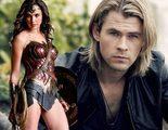 Chris Hemsworth sobre 'Wonder Woman': 'Es la mejor película del año'