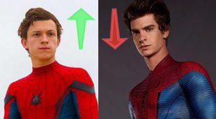'Spider-Man: De regreso a casa' ya supera a las dos 'El Sorprendente Hombre Araña' en la taquilla americana
