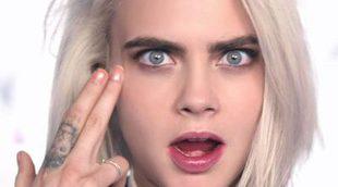 Cara Delevingne se estrena como cantante con el videoclip de 'Valerian'