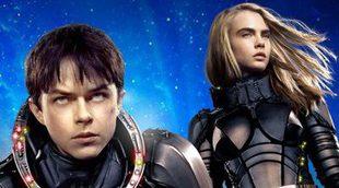 Así son los personajes del cómic de 'Valerian y la ciudad de los mil planetas'