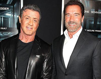 Sylvester Stallone Und Arnold Schwarzenegger Filme
