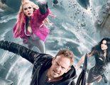 Así fue el rodaje de 'Sharknado 5: Aletamiento Global', desde Londres con Ian Ziering y Tara Reid