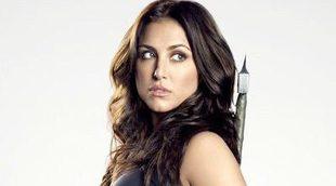 """Cassie Scerbo ('Sharknado 5'): """"Es importante para las jóvenes ver a una Nova fuerte"""""""