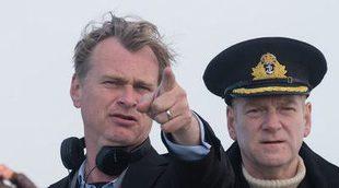 Christopher Nolan quiso rodar 'Dunkerque' sin guion