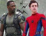'Vengadores: Infinity War': Anthony Mackie la toma con Tom Holland y no para de burlarse de él
