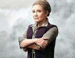 'Star Wars: Los últimos Jedi': Filtrada una nueva foto de Carrie Fisher como la Princesa Leia