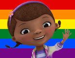 Disney Channel enseña por primera vez una pareja lesbiana interracial en 'Doctora Juguetes'