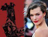 Milla Jovovich a un paso de ser Blood Queen en el reboot de 'Hellboy'
