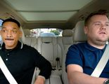 Will Smith lo peta en el 'Carpool Karaoke' de James Corden
