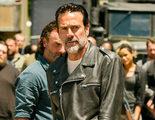 'The Walking Dead': Filtrado un momento explosivo del rodaje de la octava temporada
